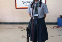 Impressions....Declamation Competition