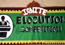 IGNITE---Elocution Competition