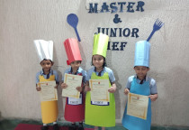 Junior Master Chef Competition Winners