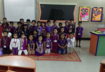 Purple Day Celebration By Neo Kids