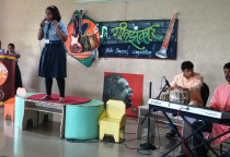 GeetJhankar....Solo Singing Competition