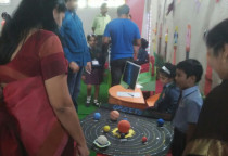 Solar System Exhibition By Neo Kids