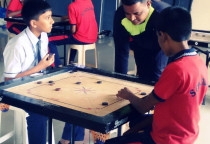 Intramural- Carrom Tournament
