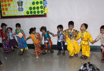 Janmashtami Celebration By Neo Kids