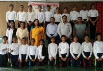 International Yoga Day Celebration- Primary And Secodary