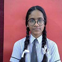 Ms. Nair Namratha