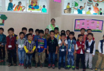 Diwali Celebration By Neo Kids