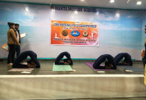 National Level Yoga Competition