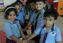 Raksha Bandhan Celebration (neo Kids)