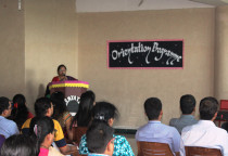 Orientation Programme For Grade XII