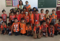 Orange Day Celebration By Neo Kids